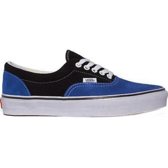 521dd6a81eca9c Vans Era Blue Black Summer of 77 Skate Shoes. M 5b2b12309fe486848868a188